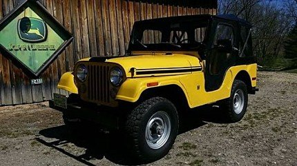 1971 Jeep CJ-5 for sale 100859595