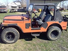 1971 Jeep CJ-5 for sale 100926607