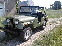 1971 Jeep CJ-5 for sale 101024483