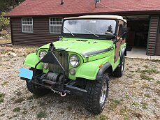 1971 Jeep CJ-5 for sale 101030802