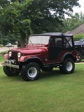 1971 Jeep CJ-5 for sale 101031468