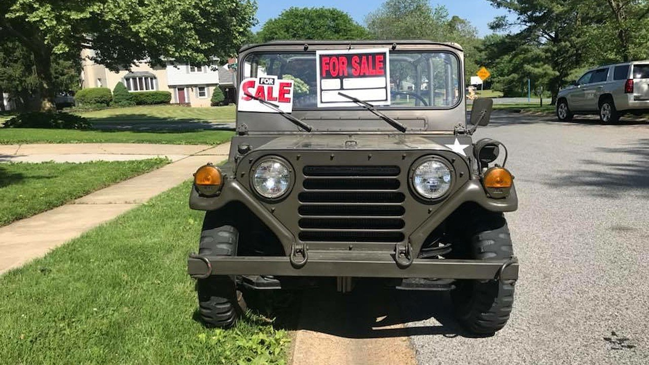 1971 Jeep Other Jeep Models for sale 101002761