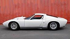 1971 Lamborghini Miura for sale 100778604