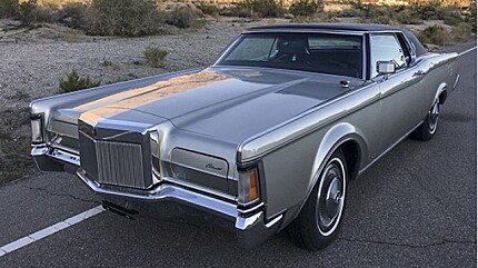 1971 Lincoln Continental for sale 100886473
