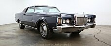 1971 Lincoln Continental for sale 100957630
