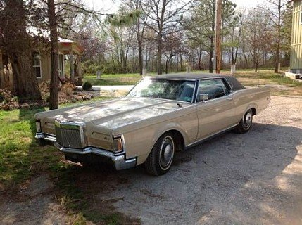 1971 Lincoln Mark III for sale 100804620