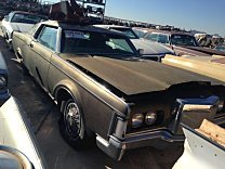 1971 Lincoln Mark III for sale 100787665