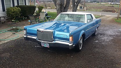 1971 Lincoln Mark III for sale 100863327