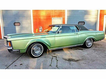 1971 Lincoln Mark III for sale 100951390