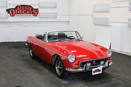 1971 MG MGB for sale 100831234