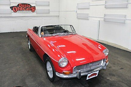 1971 MG MGB for sale 100838258