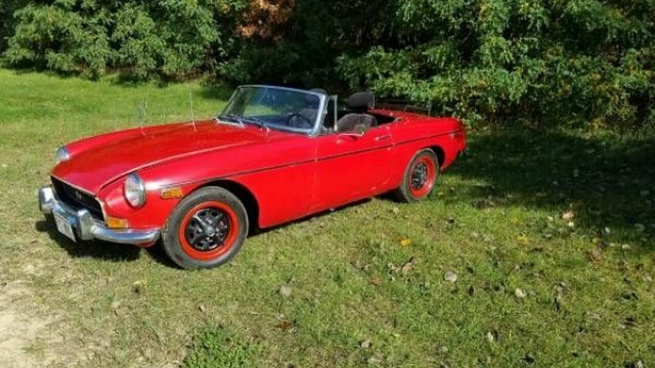 1971 MG MGB for sale 100836511