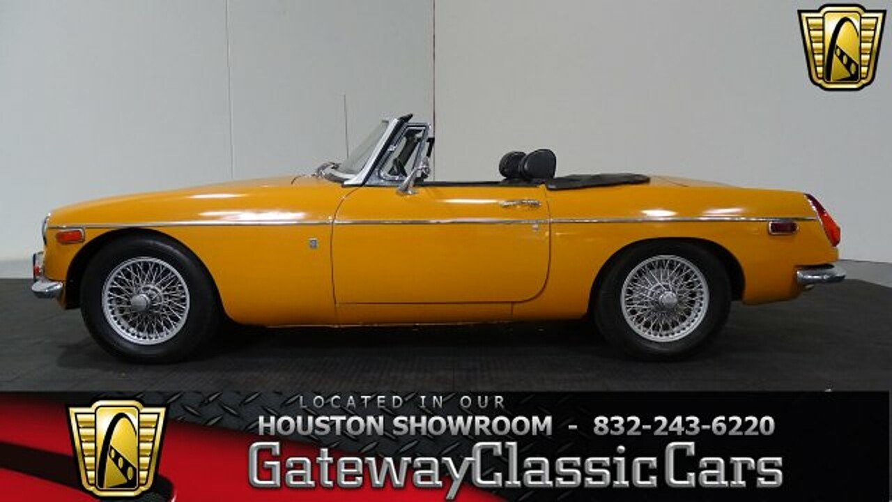 1971 MG MGB for sale near O Fallon, Illinois 62269 - Classics on ...