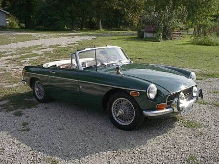 1971 MG MGB for sale 100945089