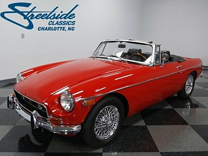 1971 MG MGB for sale 100946490