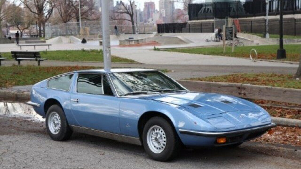 1971 Maserati Other Maserati Models for sale 100821080