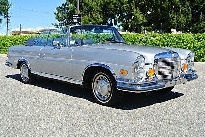 1971 Mercedes-Benz 280SE for sale 100794535