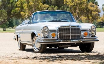 1971 Mercedes-Benz 280SE for sale 100862165