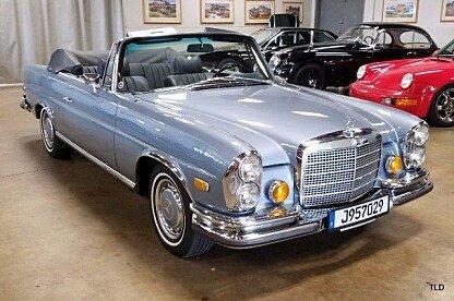 1971 Mercedes-Benz 280SE for sale 100905631