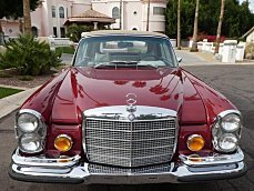1971 Mercedes-Benz 280SE for sale 100967900
