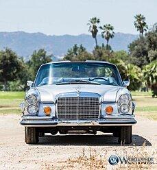 1971 Mercedes-Benz 280SE3.5 for sale 100889844