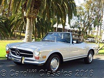 1971 Mercedes-Benz 280SL for sale 100787194