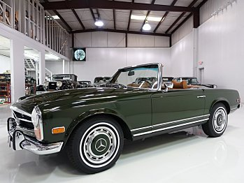 1971 Mercedes-Benz 280SL for sale 100876549