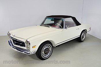 1971 Mercedes-Benz 280SL for sale 100926041