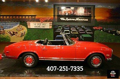 1971 Mercedes-Benz 280SL for sale 100944405