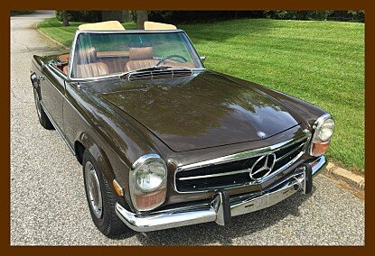 1971 Mercedes-Benz 280SL for sale 100960438