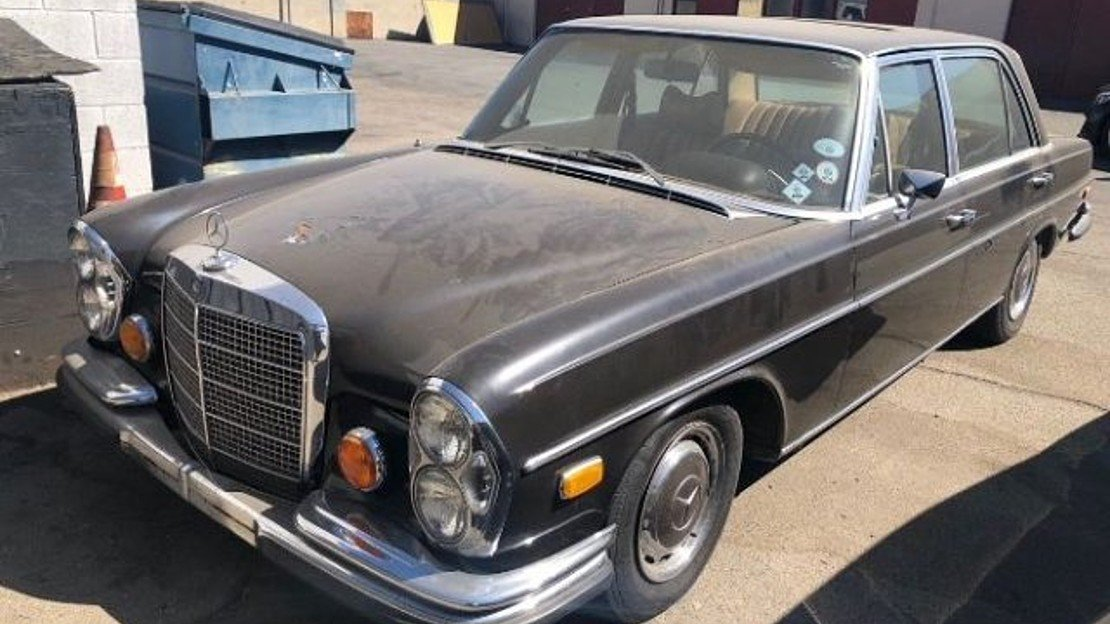 1971 Mercedes-Benz 300SEL for sale 101044165