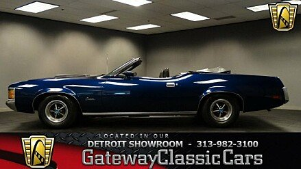 1971 Mercury Cougar for sale 100767636