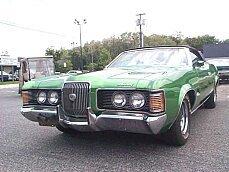 1971 Mercury Cougar for sale 100819508