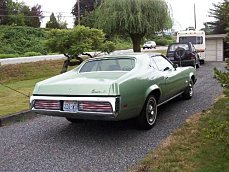 1971 Mercury Cougar for sale 100839323