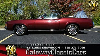 1971 Mercury Cougar for sale 100964536
