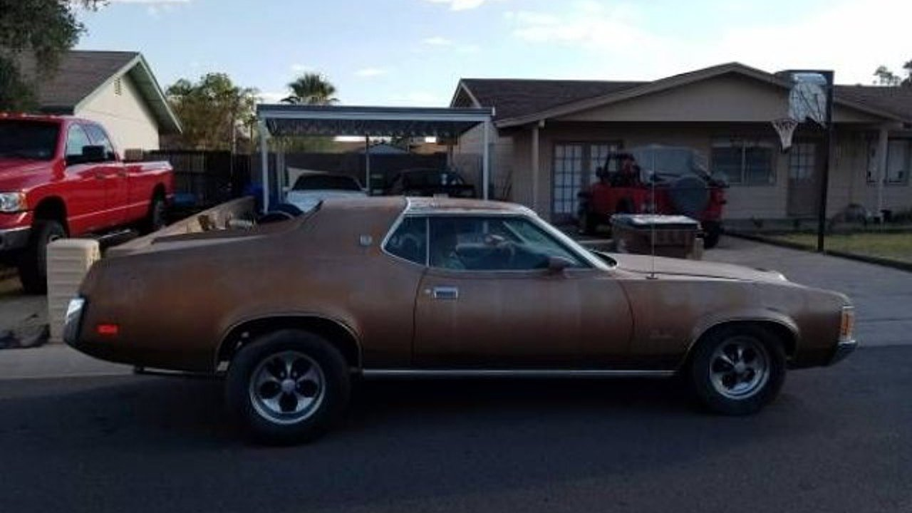 1971 Mercury Cougar for sale 100966192