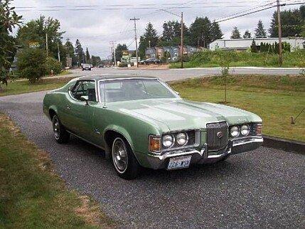 1971 Mercury Cougar for sale 100839323