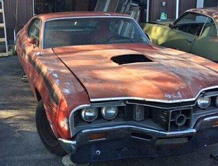 1971 Mercury Cougar for sale 100869067