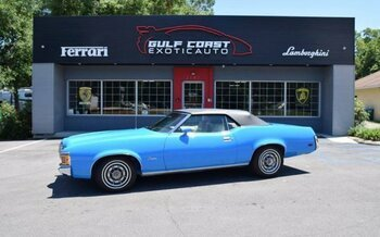 1971 Mercury Cougar for sale 100879642