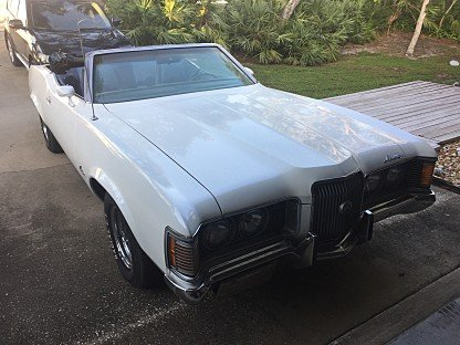 1971 Mercury Cougar for sale 100888499