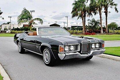 1971 Mercury Cougar for sale 100915633