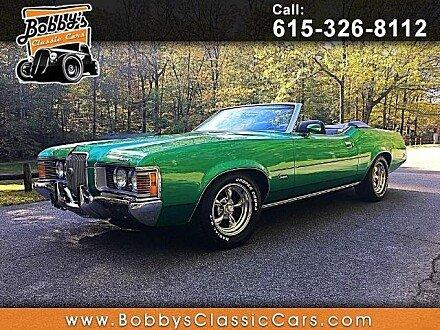 1971 Mercury Cougar for sale 100916383