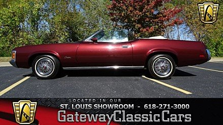 1971 Mercury Cougar for sale 100964536