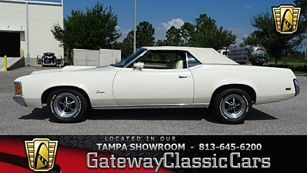 1971 Mercury Cougar for sale 101009879
