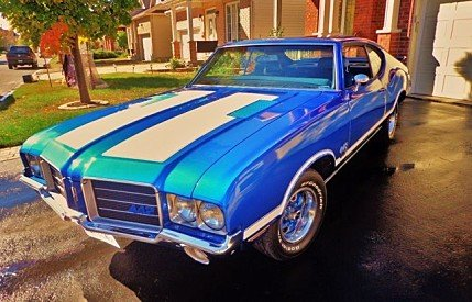 1971 Oldsmobile 442 for sale 100772917