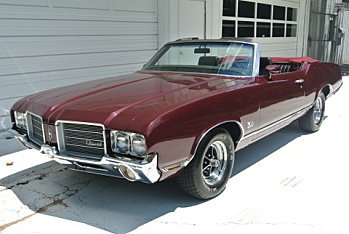 1971 Oldsmobile Cutlass Supreme for sale 100851683