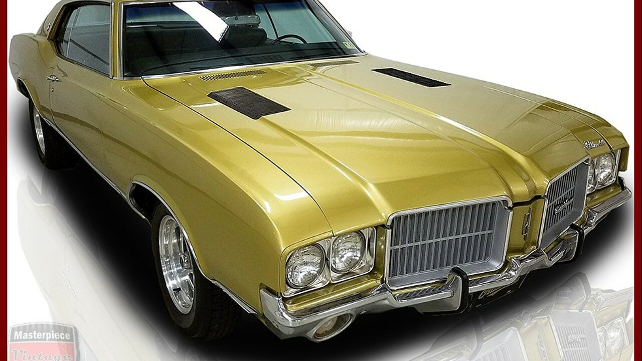 1971 Oldsmobile Cutlass Supreme for sale 100870923