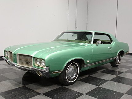 1971 Oldsmobile Cutlass for sale 100760474