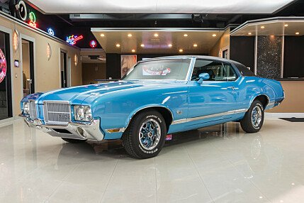 1971 Oldsmobile Cutlass for sale 100832661