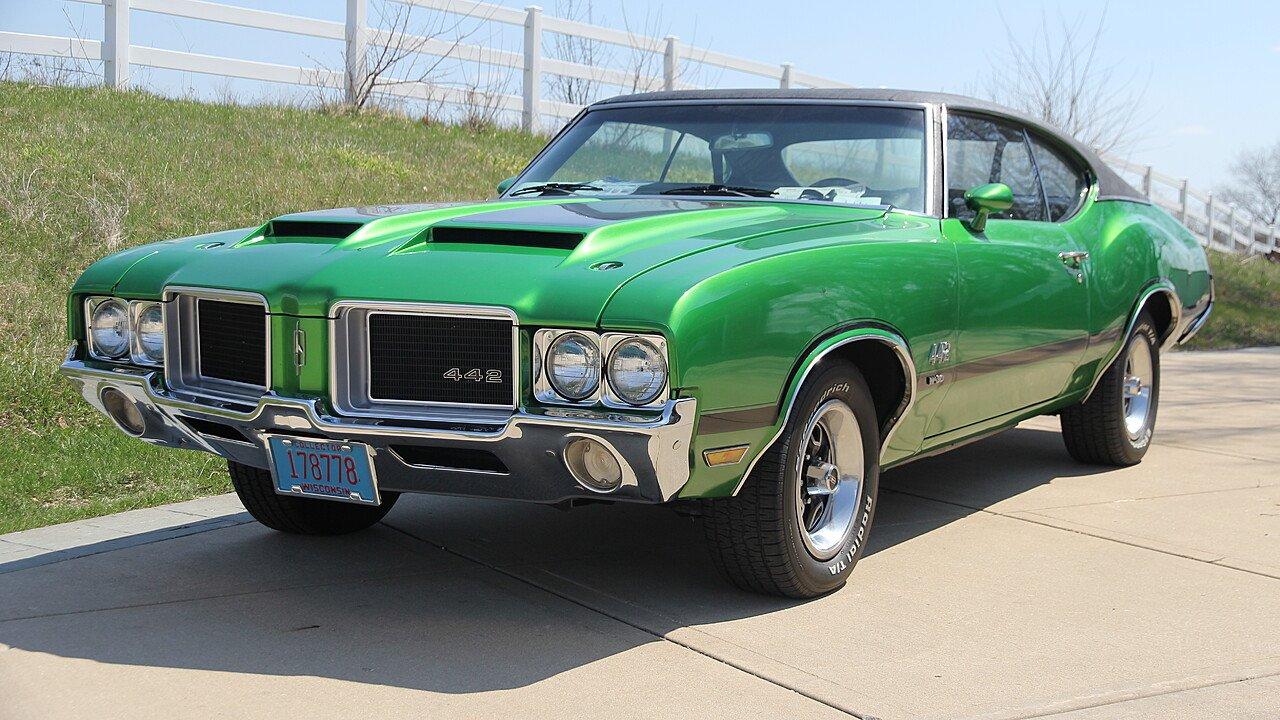 1971 Oldsmobile Cutlass for sale near Deerfield, Wisconsin 53531 ...